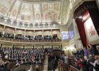 El Congreso expulsará a los fotógrafos que vulneren derechos