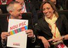 Chacón ultima su candidatura para liderar el partido