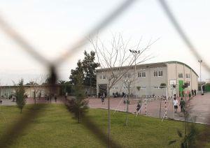El colegio laico concertado Ramiro Izquierdo de Castellón.