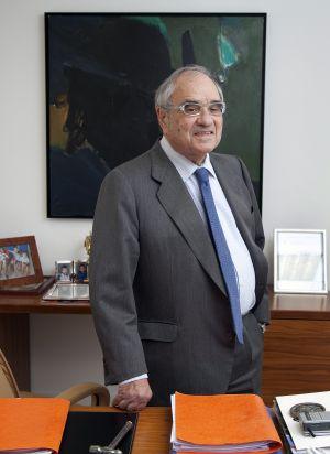El exministro Martín Villa, el pasado viernes en Madrid.