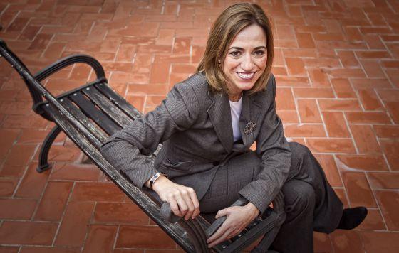 Carme Chacón, en una imagen de archivo.