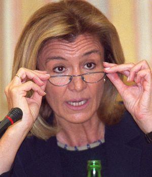 Pilar Valiente, número dos de la Oficina Antifraude.