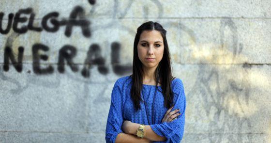 La investigadora Consuelo Rubio aún no ha cobrado las ayudas de su beca