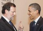 Barack Obama invita a Rajoy a visitar la Casa Blanca