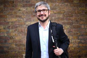 Pablo Solera, informático de formación, trabaja en Londres.