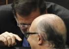 El Gobierno y el PSOE se acusan de engañarse y mentirse sobre el déficit