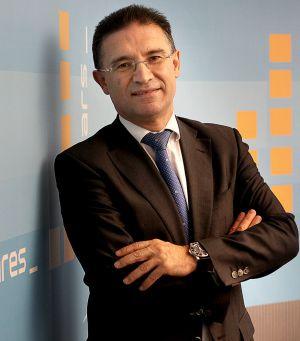 Serafín Castellano, en la entrevista del pasado 23 de junio.