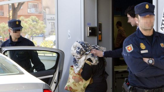Uno de los tres trabajadores de la oficina del INEM de Badalona (Barcelona) que fueron detenidos en la Operación Pitiusa.