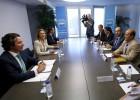 El PP trata de acercar posturas con los sindicatos a tres días del 15-S