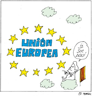 Bruselas ve Cataluña como un elemento más de preocupación