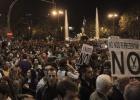 Directo | La protesta anuncia que se disuelve a las 22.00