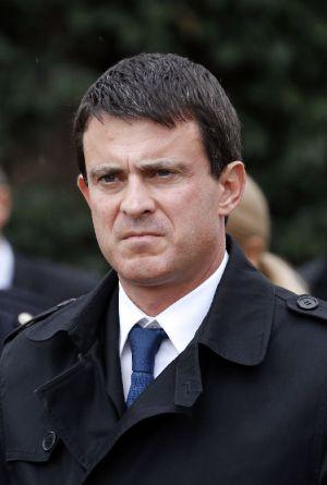 Manuel Valls, ministro del Interior de Francia.