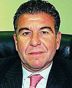 Daniel Mercado.