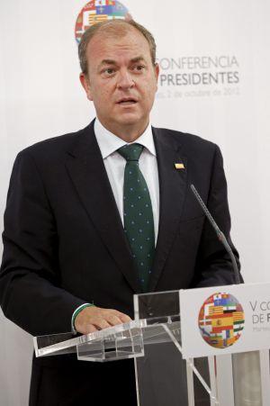 José Antonio Monago, en una imagen de archivo.