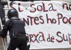 El SUP respaldará a los policías que se nieguen a desalojar