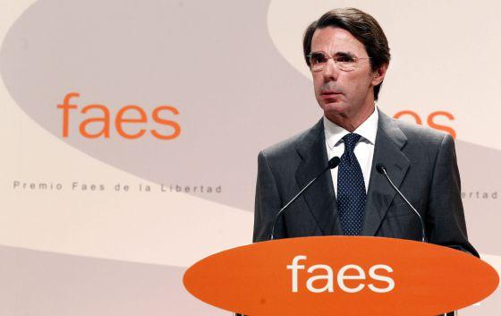 Aznar revela que eligió a Rajoy como sucesor porque Rato lo rechazó dos veces
