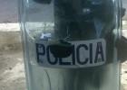 El SUP denuncia entrenamientos brutales para los antidisturbios
