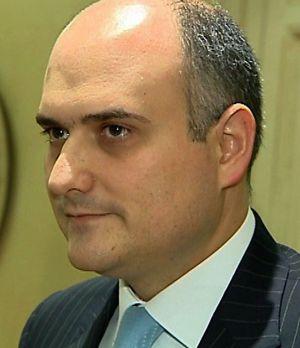 El abogado de Ángel Carromero, José María Viñals.