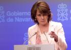 Barcina destituye a los órganos de dirección de Caja Navarra