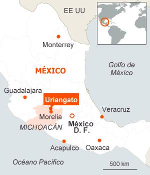 Hallados heridos dos hermanos españoles que desaparecieron en México