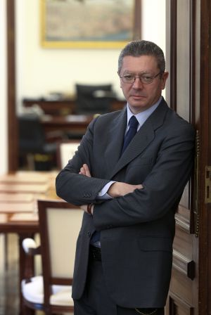 Alberto Ruiz Gallardón.