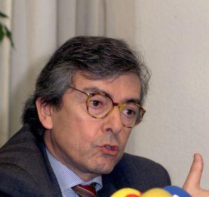 El abogado y exdiputado del PP Jorge Trías Saigner en 2001.