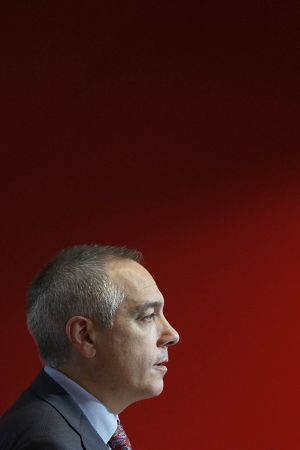 Pere Navarro, secretario general del PSC.