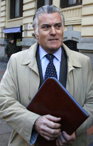 El extesorero del PP Luis Bárcenas, el 22 de enero en Madrid.
