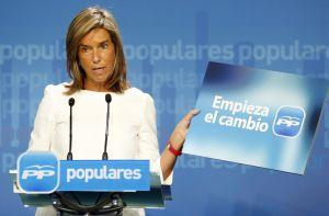 La ministra de Sanidad, Ana Mato, en 2011.