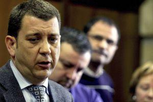 El actual alcalde ponferradino, Carlos López Riesco (PP).