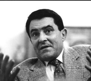 El expresidente de Aragón Emilio Eiroa, en 1994.