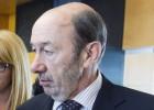 "Rubalcaba confirma ""cambios internos"" para evitar 'casos Ponferrada'"
