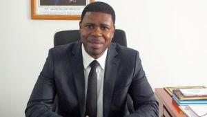 Ruslan Obiang, hijo del dictador, consejero del ministro de Deportes y presidente del club The Panthers.