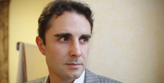 Hervé Falciani, fotografiado en Niza (Francia) en diciembre de 2009.