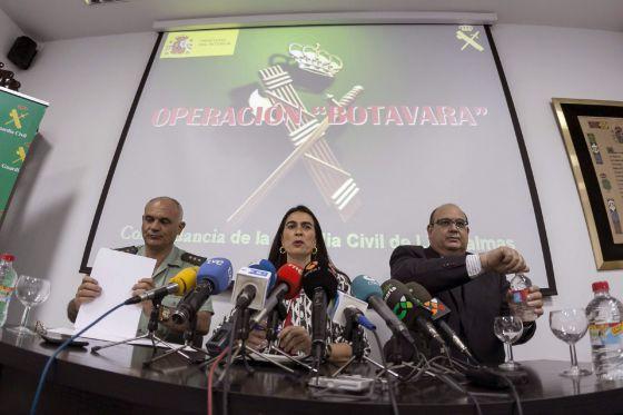 """Detenidos por torturas y drogas nueve guardias civiles llamados """"el Grupo 7"""""""