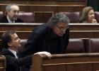 El presidente del Congreso expulsa a tres diputados por hablar catalán