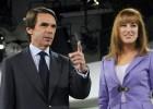 Aznar amaga con volver a la política