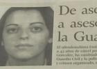 Bretón frente al asesino de Yolanda González