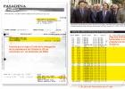 Correa facturó cientos de viajes a La Moncloa en la etapa de Aznar