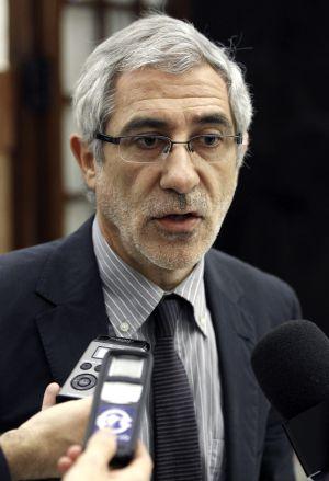 Gaspar Llamazares, en junio pasado.