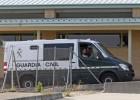 Bárcenas, acompañado en la celda de ingreso