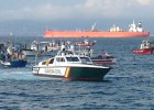Protest by fishermen leads to stand-off in Bay of Algeciras