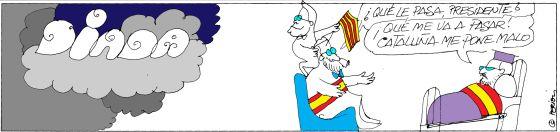 """De los Cobos criticó el """"desprecio"""" de los catalanes hacia la cultura española"""