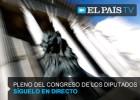 Directo: Pleno del Congreso