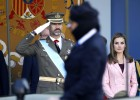 El Príncipe exalta la unidad de España en nombre del Rey