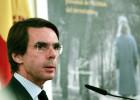 """Aznar alerta sobre el intento del """"desfalco de la soberanía nacional"""""""