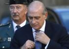 El ministro Fernández se desploma