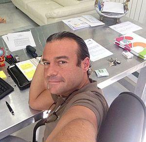 El empresario cordobés José Luis Aneri Molina.