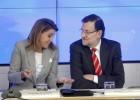 """Rajoy, ante la presión de Aguirre: """"Con ETA no hemos cambiado"""""""