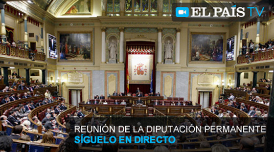 Alfredo Pérez Rubalcaba se dirige desde su escaño al Gobierno el pasado diciembre.